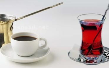 Çay mı Kahve mi? Çayın ve Kahvenin Faydaları ve Zararları