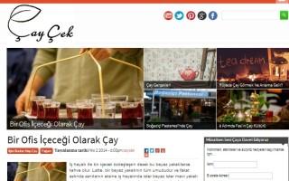 caycek.com: Çaya Dair Her Şey