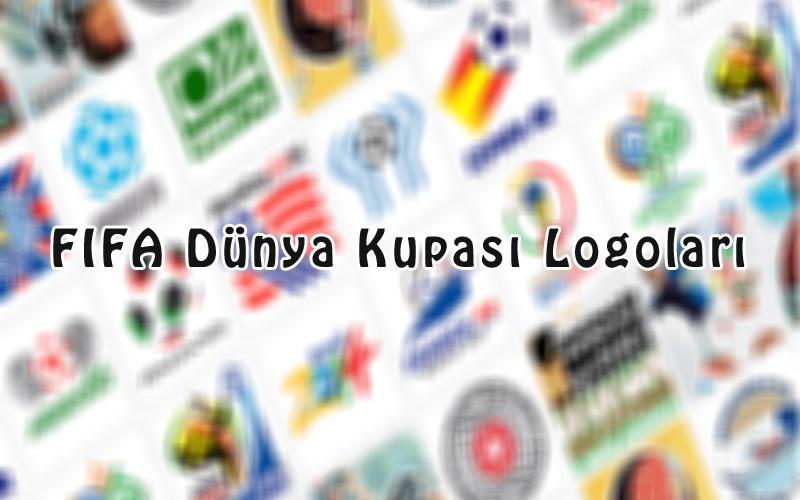 FIFA Dünya Kupası Logoları (Yıl yıl)