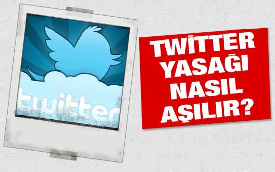 Twitter'a Nasıl Girilir? Twitter DNS ve VPN Ayarları